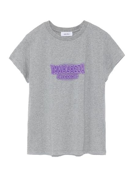 ネオンロゴサーフTシャツ