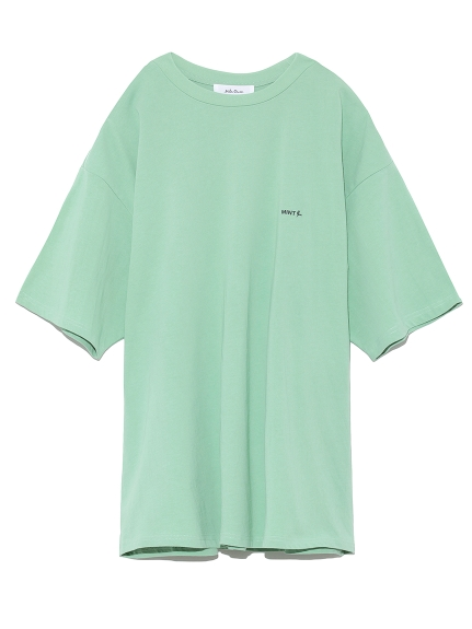 FLOWERカラーTシャツ(MNT-0)