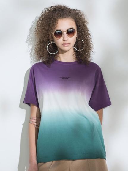 ピグメントTシャツ(MIX-0)