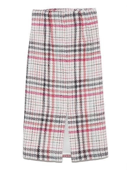 サマーツイードスカート