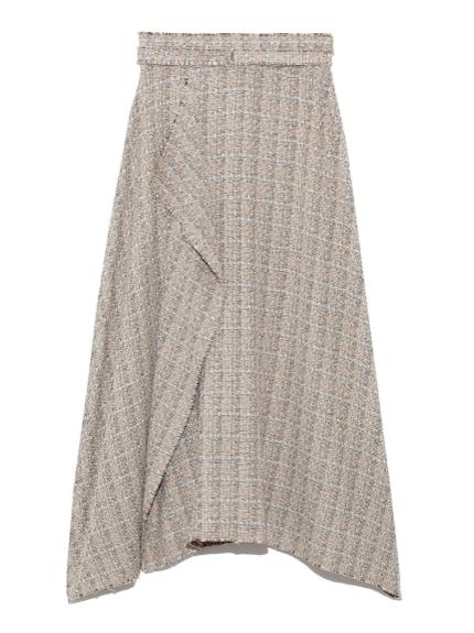 サマーツイードマキシスカート