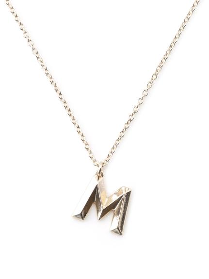 イニシャルネックレス(M-F)