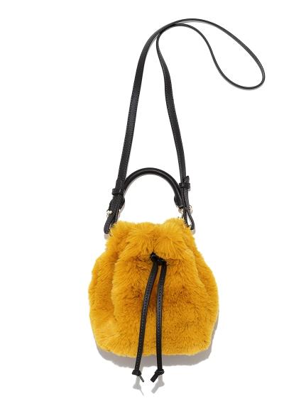 エコファーミニバケットバッグ