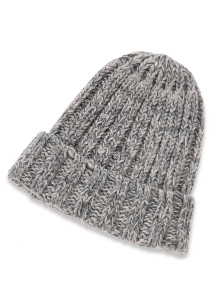 ミックスニット帽