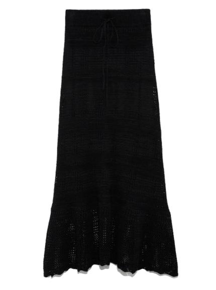 クロシェロングスカート