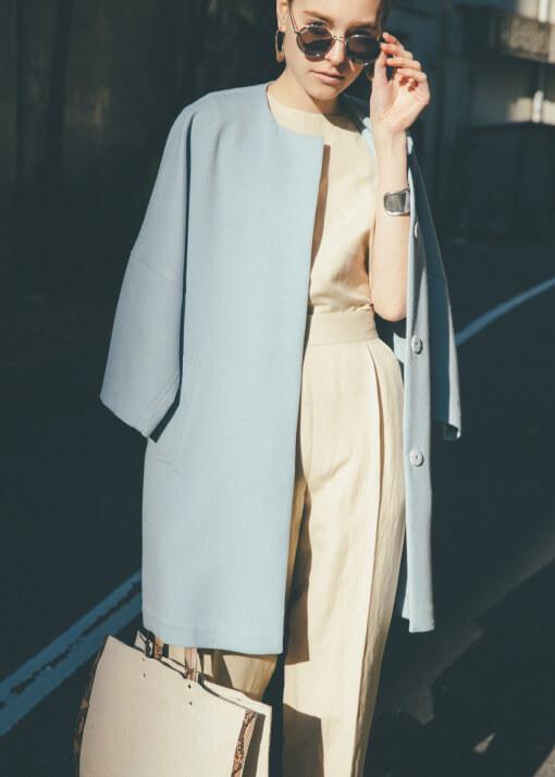 Dolman Sleeve coat